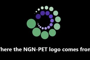 How the NGN-PET logo was made