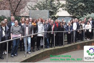 Second biannual meeting of the NGN-PET project